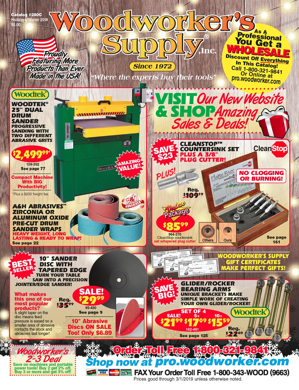 Woodworkers Supply Inc